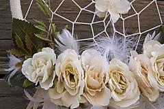 Dekorácie - Romantické sny - 10722169_
