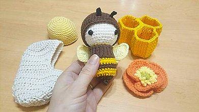 Hračky - Vývoj včielky - 10723158_