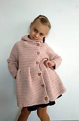 Detské oblečenie - Kabátik ELA - 10724554_