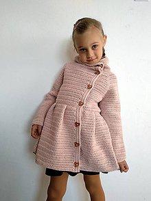 Detské oblečenie - Kabátik ELA - 10724557_