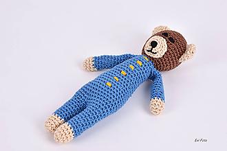 Hračky - pýžamkový - 10726212_