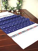 Úžitkový textil - štóla Ľúbezná - 10723748_