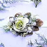 Opasky - Kvetinový opasok - 10725620_