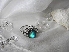 Iné šperky - Spona na hedvábí - 10726378_