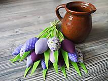 Dekorácie - kytica vo fialovej - 10726821_