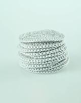 Úžitkový textil - Odličovací tampón (bavlnený) - 10725189_