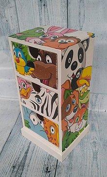 Krabičky - Sponkovník - 10726571_