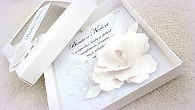 Papiernictvo - Paloma blanca - 10725127_