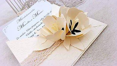 Papiernictvo - Nežný bozk tulipánu... - 10726822_