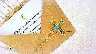 Papiernictvo - Kríž, Kristom nesený z lásky... - 10726901_