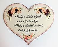 Srdce svadobné II.