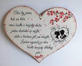 Drobnosti - Srdce svadobné III. - 10726750_