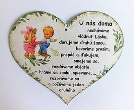 Drobnosti - Srdce - U NÁS DOMA - 10726769_