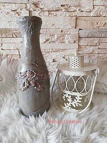 Dekorácie - Váza Adela - 10726846_
