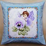 Úžitkový textil - Povlak na vankúš - 10726157_