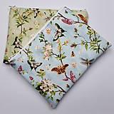 Taštičky - Motýliková taštička - 10726344_