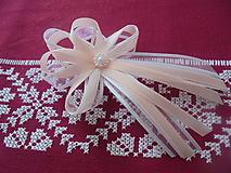 Pierka - Veľké  svadobné pierko - 10725648_