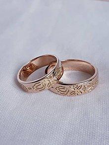 Prstene - Obrúčky - Považie - 10724586_