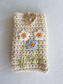 Na mobil - Kvetinkový - 10726451_