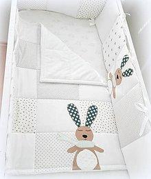 Textil - Deka z kolekcie Bunny 70x90cm - 10728017_