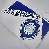 Papiernictvo - Obálka + pozdrav - 10730606_
