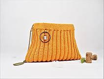 Kabelky - Kabelka Fresh orange - 10729886_
