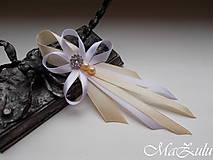 Pierka - svadobné pierko / rôzne odiene / - 10728538_