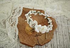 - Kvetinový venček na prvé sväté prijímanie - 10727571_