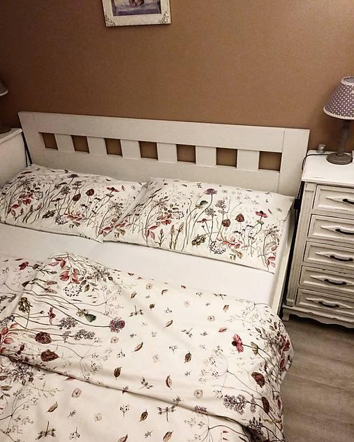 Obliečky na periny na 2 postele