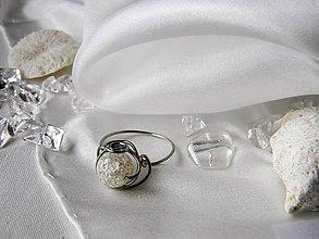 Iné šperky - Spona na hedvábí - 10730457_