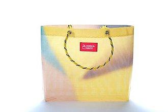 Veľké tašky - Úsmev ako dar: DORKA bag edícia VÚB II. - 10728884_