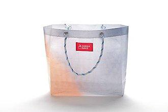 Veľké tašky - Úsmev ako dar: DORKA bag edícia VÚB II. (VUB17) - 10728893_