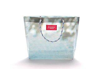 Veľké tašky - Úsmev ako dar: DORKA bag edícia VÚB II. (VUB18) - 10728895_