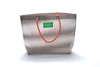 Veľké tašky - Úsmev ako dar: DORKA bag edícia VÚB V. (VUB53) - 10729006_
