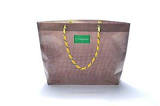 Veľké tašky - Úsmev ako dar: DORKA bag edícia VÚB VI. (VUB63) - 10729032_