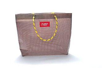 Veľké tašky - Úsmev ako dar: DORKA bag edícia VÚB VI. (VUB64) - 10729034_