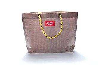 Veľké tašky - Úsmev ako dar: DORKA bag edícia VÚB VI. (VUB65) - 10729036_