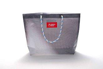 Veľké tašky - Úsmev ako dar: DORKA bag edícia VÚB VIII. - 10729074_