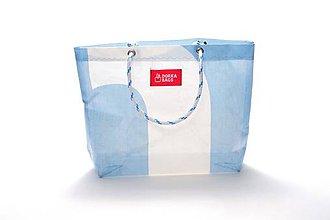 Veľké tašky - Úsmev ako dar: DORKA bag edícia VÚB VIII. (VUB88) - 10729080_