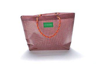 Veľké tašky - Úsmev ako dar: DORKA bag edícia VÚB VIII. (VUB89) - 10729082_
