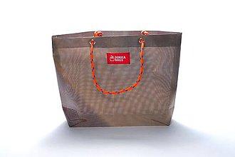 Veľké tašky - Úsmev ako dar: DORKA bag edícia VÚB IX. (VUB102) - 10729122_