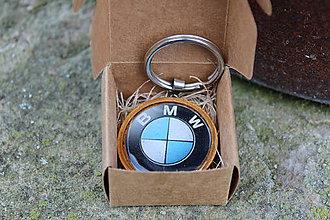 Drobnosti - Kľúčenka BMW - 10729393_