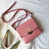 Kabelky - Gizelle (pink) - 10727248_