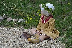 Detské doplnky - Detský golierik - 10727152_