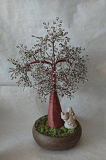 Dekorácie - Stromček šťastia - 10728036_