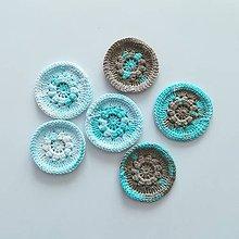 Úžitkový textil - Čistiace tampóny - 10727465_