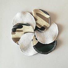 Úžitkový textil - Čistiace tampóny - 10727640_