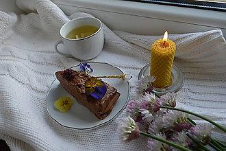 Svietidlá a sviečky - Sviečka na spríjemnenie večerov - 10727296_
