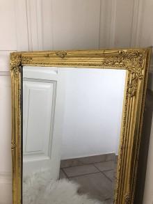 Zrkadlá - Barokové zrkadlo - 10727966_