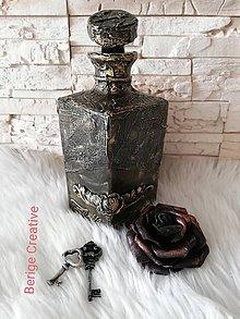 Nádoby - Fľaša Idea - 10727060_